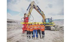 Zidong Pump company supplied hydraulic submersible pump for mining dewatering project in Indonesia