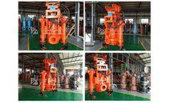 ZIDONG Brand NSQ Hydraulic Submersible Slurry Pump