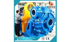 Mining pump solutions - Wear resistant slurry pump dewatering projects