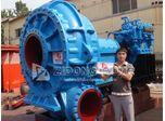 ZIDONG pump company hot sale dredging equipment for CSD500 dredger marine sand pump