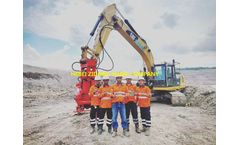 Anti abrasion mining dewatering slurry pump finished in Hebei Zidong Pump company