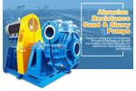 ZIDONG - mining booster slurry pump