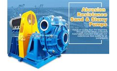 ZIDONG - mining booster slurry pump