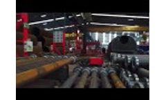 AK Çelik Boru Sanayi A.Ş Video