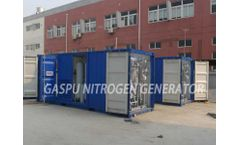 Gaspu - Container Nitrogen Generator for Movable