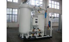 Gaspu - Model PD3N-10P - Nitrogen Generator for Pharmaceutical