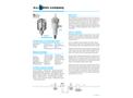 Mini-Flo - Automatic Flow Rate Controller Brochure