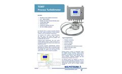 Kemtrak - Model TC007 - Industrial Turbidimeter Brochure