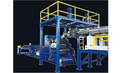 Xindacheng - Model PET - Sheet Extrusion Line Machine