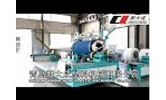 Krah pipe production line Video