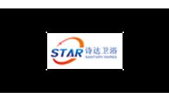 STAR - Model SD-L002 - glass shower door handles