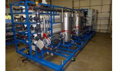 Industrial Reverse Osmosis (RO) System