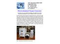 Electrochemical Oxygen Generator  Brochure
