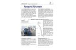 Model CTD - Towed Chain for Two-Dimensional Measurements in Ocean Brochure