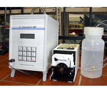 Electrochemical Oxygen Generator