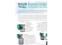 Aquacell Portable Wastewater Samplers Products Brochure
