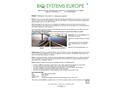 Model EU10 - Biological Inoculant for Wastewater Treatment System - Datasheet