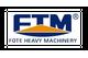 Henan Fote Machinery Ltd. (FTM)