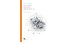 Real-Time Dust and Aerosol Monitoring Brochure