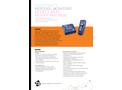 Dusttrak II - Models 8530, 8530EP and 8532 - Aerosol Monitors Specifications Datasheet