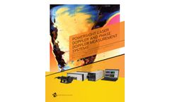 The Powersight LDV and PDPA Systems - Brochure