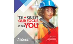 Quest Launch - Our Focus is on You - Brochure
