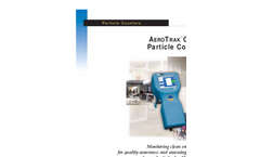 AEROTRAK™ Particle Counters Handheld Spec Sheet