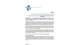 NanoScan SMPS Nanoparticle Sizer 3910