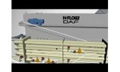 H2Flow DAF and PF Pipe Flocculator - Video