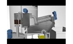 H2Flow Dissolved Air Flotation Treatment System with Dewatering Unit - Video
