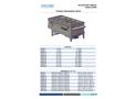 H2Flow - Model Alpha Series - Alpha Dissolved Air Flotation (DAF) System - Datasheet