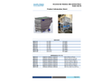 H2Flow - Model Delta Series - Dissolved Air Flotation (DAF) System - Datasheet