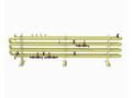 H2Flow - Model PF Series - PIPE Flocculators - Description