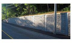 Armtec - Durisol Retaining Walls