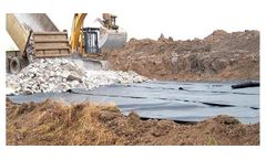 Geosynthetics Such As Geocells, Geotextiles, Silt Fences, Geogrids And Erosion Control Blankets