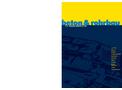 Beton - Rohrbau Company Brochure