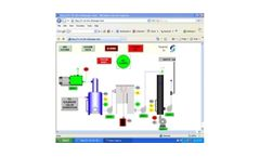 Web-based SCADA Software
