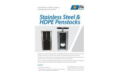 Penstocks Datasheet