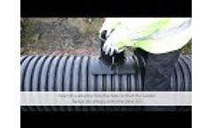 Flexseal PA Saddle Installation Video