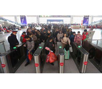 Public Transportation Turnstile Solution