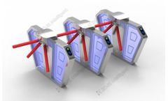 ZOJE Tripod Turnstile Gates Slim Style Model No. ZOJE-S107