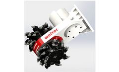 Wolver - Model BC2 - Drum Cutter Machine for Mini Excavator (0.7-2.5ton)
