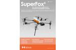 SuperFox - Model 6 - Lidar and Photogrammetric Drone Brochure