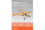 Fusion - Vertical Takeoff Airplane Drone (VTOL) Brochure