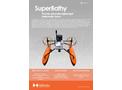 SuperBathy - Bathymetric Drone Brochure