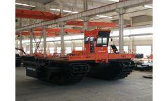 Hekuang - Model HK550PS - Amphibious Equipment