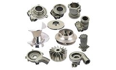 Lost-wax investment casting foundry for stainless steel parts