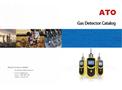 ATO Portable & Fixed Gas Detector Catalog