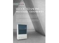 Thenow - Floor Standing Industrial Dehumidifier Brochure