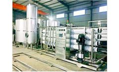 Afripack - Model 2-30T/H - Pure Water Treatment Machine
